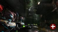 Ein bisschen aggro: Aliens in Alien Arena