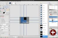 Ein-Fenster-Modus in Gimp 2.8RC1