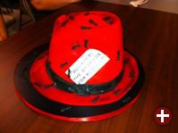 Ein Kuchen symbolisiert die Übernahme