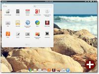 elementary OS nach dem ersten Start