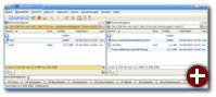 Entschlüsseltes und verschlüsseltes EncFS-Verzeichnis