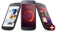 Entwurf des Ubuntu-Smartphones