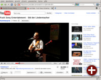 Video mit Gnash 0.8.8