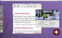 Étoilé mit PDF-Betrachter Vindaloo