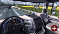 »Euro Truck Simulator 2«: Spielimpressionen