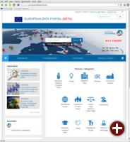 Europäisches Open-Data-Portal