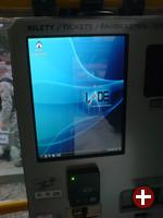 Fahrkartenautomaten mit Linux bei den MPK Wroclaw