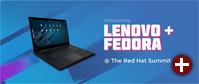 Fedora auf ThinkPads vorinstalliert