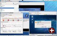 Virtualisierung unter Fedora 12