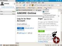 Login zum Online-Desktop