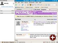 Die persönliche Mugshot-Homepage