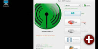 Fern Wifi-Cracker testet WEP/WPA-Passwörter