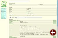 FHEM: Anzeige und Konfiguration einer Komponente