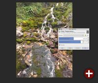 Gimp 2.9: Filter zur Korrektur der Farbtemperatur