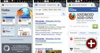 Firefox 17 für Android