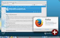 Firefox 25 in OpenMandriva Lx 2013.0