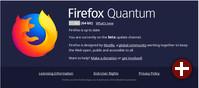 Firefox 57.03b