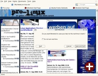 Qt-Version von Firefox 3