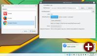 Flatpak-Integration mit xdg-desktop-portal-kde in Plasma 5.10