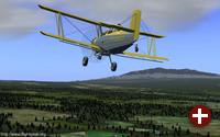 Flugsimulator FlightGear