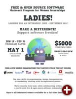 Free Software Outreach Program for Women 2013