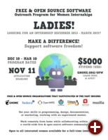 Free Software Outreach Program for Women