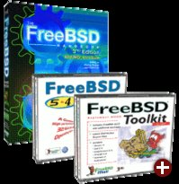 FreeBSD-Komplettpaket von FreeBSD Mall