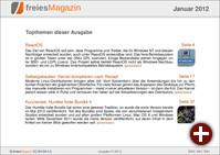 freiesMagazin 01/2012
