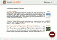 freiesMagazin 02/2011