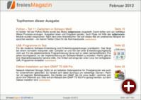 freiesMagazin 02/2012