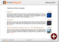 freiesMagazin 02/2014