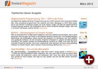 freiesMagazin 03/2012