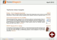freiesMagazin 04/2012