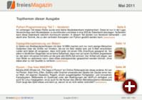 freiesMagazin 05/2011