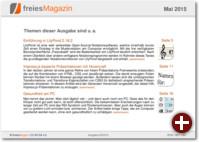 freiesMagazin 05/2015