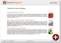 freiesMagazin 06/2014