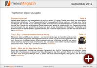 freiesMagazin 09/2012