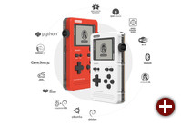 GameShell: Tragbare Videospielkonsole mit Linux