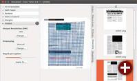 Gescannte Seiten optimieren: Scan Tailor macht aus Bildern vom Scanner oder aus der Digitalkamera perfektes Quellmaterial für ein ansehnliches PDF