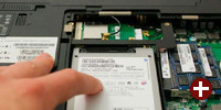 Einbau einer SSD