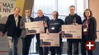 Gewinner der Thomas-Krenn Open-Source-Förderung 2019