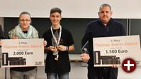 Gewinner der Thomas-Krenn Open-Source-Förderung 2018