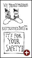 Gewinnerbeitrag des Restricted Boot Webcomic-Wettbewerbs der FSF