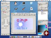 GIMP unter Mac OS X