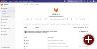 GitLabs neue Menüstruktur
