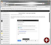 Gmail mit Google Drive