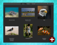 Photos in Gnome 3.14