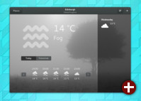 Weather in Gnome 3.14