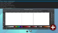 »Gnome HUD Menu« und Inkscape