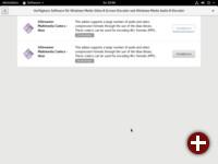 Gnome Software zeigt viele Programme doppelt an